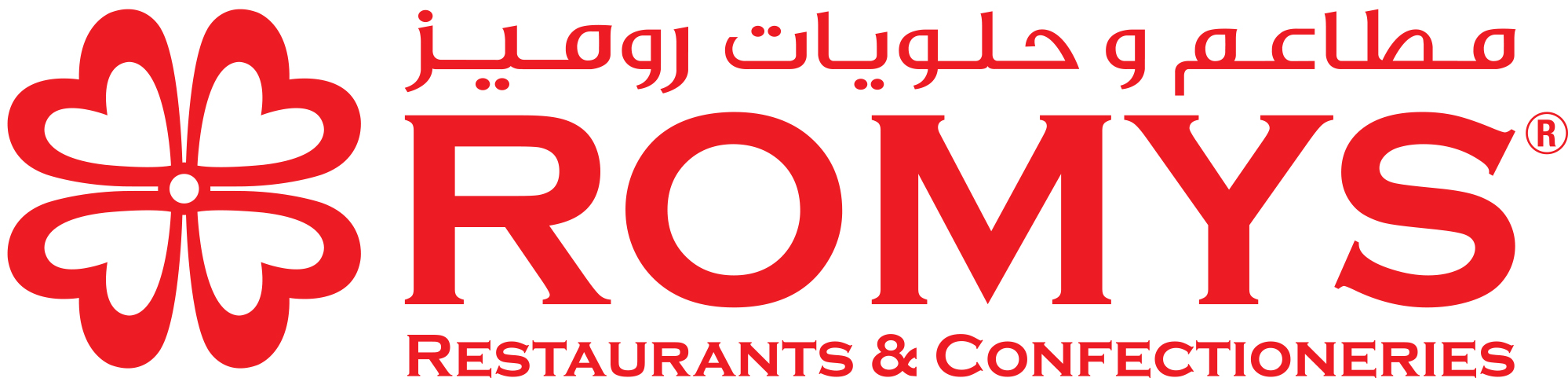 ROMYS RESTAURANTS & CONFE (TM) - LOGO